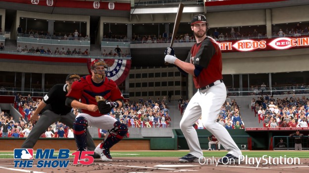 MLB 15 The Show Screenshot #328 for PS4