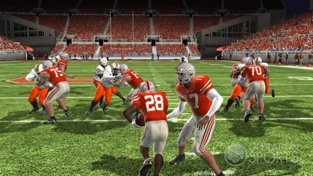 NCAA Football 09 Screenshot #721 for Xbox 360