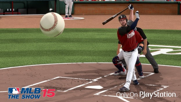 MLB 15 The Show Screenshot #329 for PS4