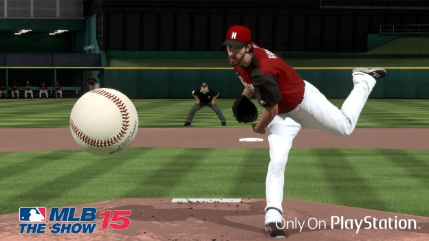 MLB 15 The Show Screenshot #330 for PS4