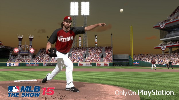 MLB 15 The Show Screenshot #331 for PS4
