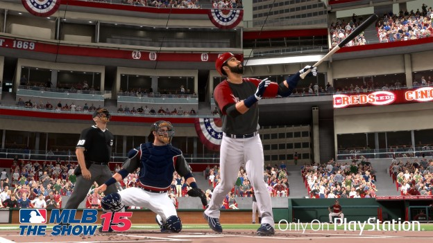 MLB 15 The Show Screenshot #333 for PS4