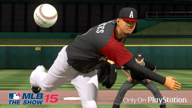 MLB 15 The Show Screenshot #334 for PS4