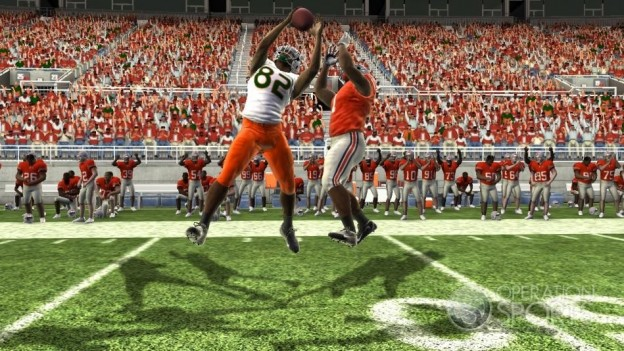 NCAA Football 09 Screenshot #722 for Xbox 360