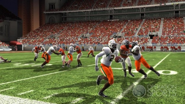 NCAA Football 09 Screenshot #723 for Xbox 360
