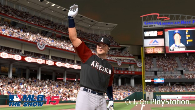 MLB 15 The Show Screenshot #349 for PS4