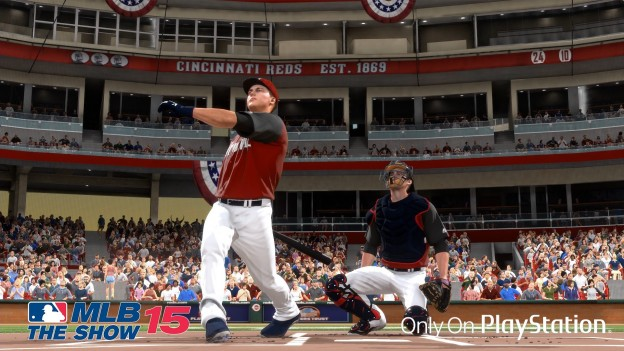 MLB 15 The Show Screenshot #361 for PS4
