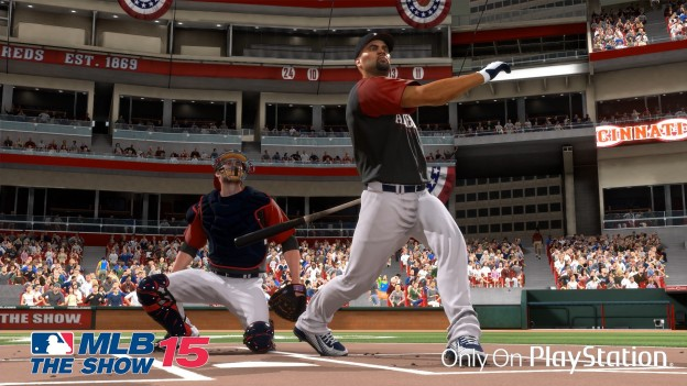 MLB 15 The Show Screenshot #363 for PS4