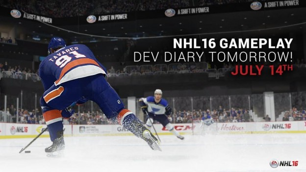 NHL 16 Screenshot #52 for PS4