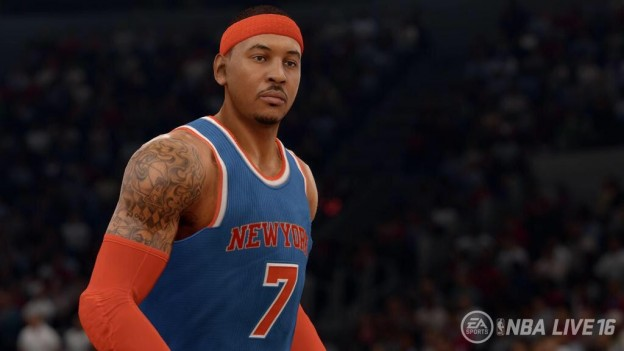 NBA Live 16 Screenshot #35 for PS4