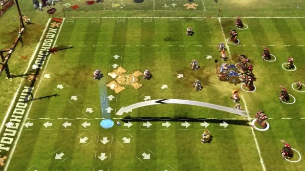 Blood Bowl 2 Screenshot #1 for PS4