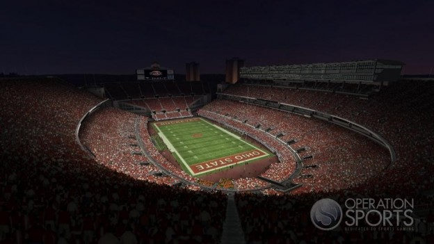 NCAA Football 09 Screenshot #727 for Xbox 360