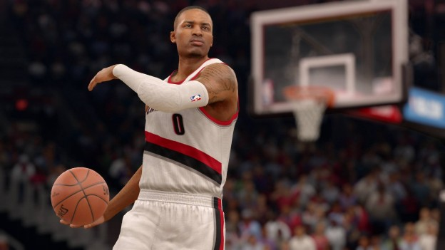 NBA Live 16 Screenshot #37 for PS4