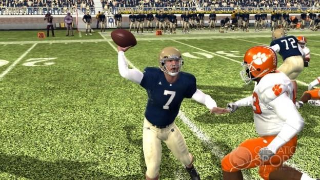 NCAA Football 09 Screenshot #728 for Xbox 360