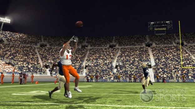NCAA Football 09 Screenshot #730 for Xbox 360