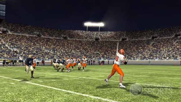 NCAA Football 09 Screenshot #731 for Xbox 360