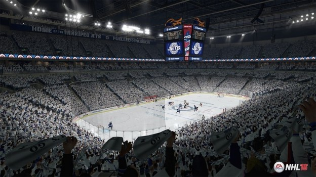 NHL 16 Screenshot #37 for Xbox One