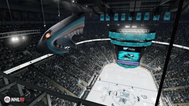 NHL 16 Screenshot #38 for Xbox One
