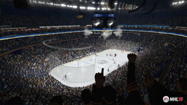 NHL 16 Screenshot #40 for Xbox One