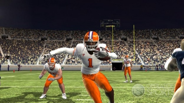 NCAA Football 09 Screenshot #732 for Xbox 360