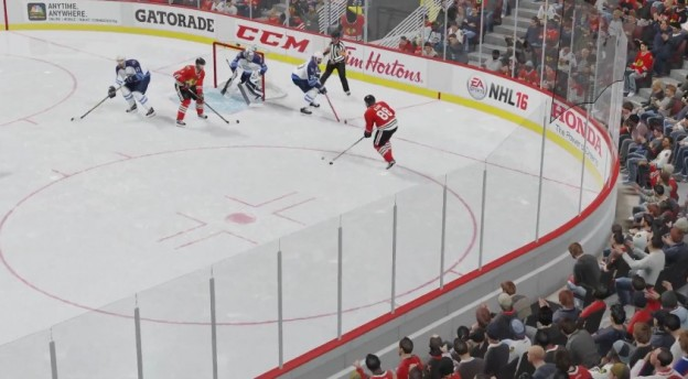NHL 16 Screenshot #57 for PS4