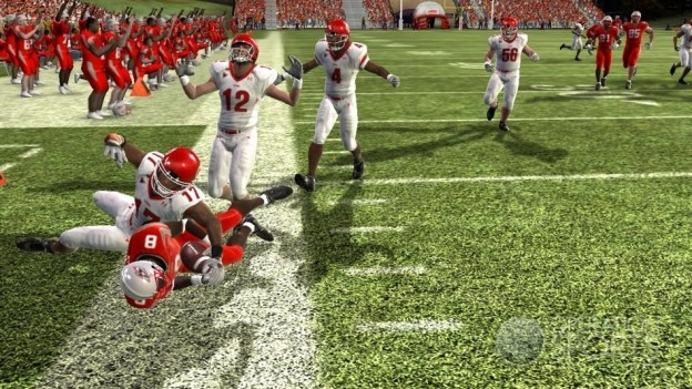 NCAA Football 09 Screenshot #734 for Xbox 360