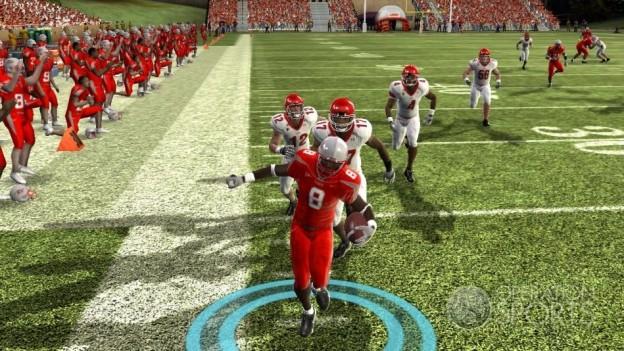 NCAA Football 09 Screenshot #735 for Xbox 360