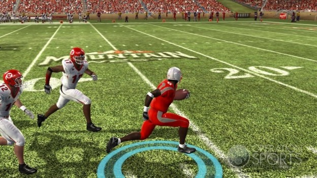 NCAA Football 09 Screenshot #736 for Xbox 360
