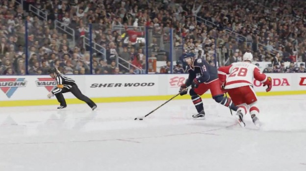NHL 16 Screenshot #45 for Xbox One