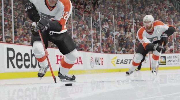 NHL 16 Screenshot #48 for Xbox One