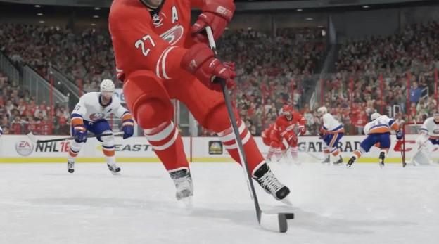 NHL 16 Screenshot #53 for Xbox One