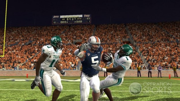 NCAA Football 09 Screenshot #739 for Xbox 360