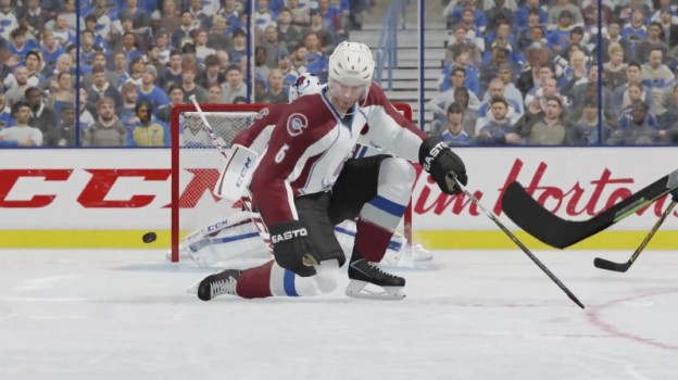 NHL 16 Screenshot #57 for Xbox One