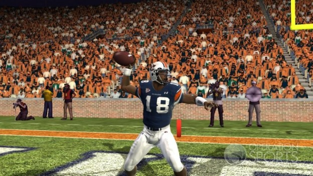 NCAA Football 09 Screenshot #740 for Xbox 360
