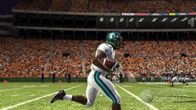 NCAA Football 09 Screenshot #741 for Xbox 360