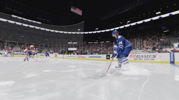 NHL 16 Screenshot #77 for Xbox One