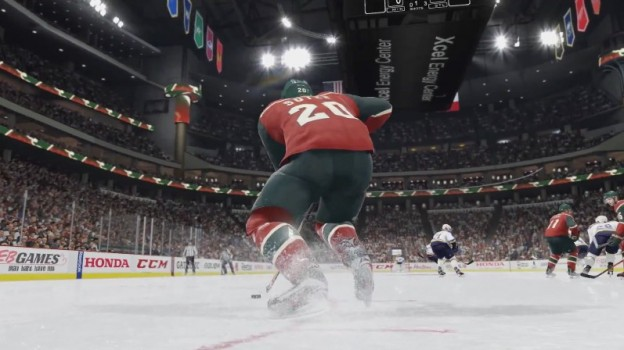 NHL 16 Screenshot #81 for Xbox One