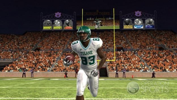 NCAA Football 09 Screenshot #742 for Xbox 360