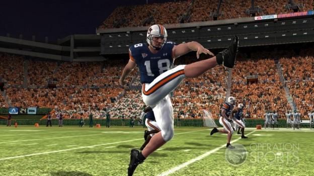 NCAA Football 09 Screenshot #743 for Xbox 360