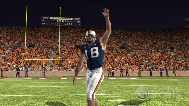 NCAA Football 09 Screenshot #744 for Xbox 360