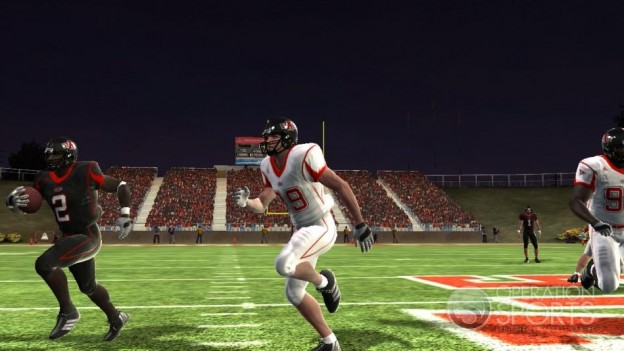 NCAA Football 09 Screenshot #745 for Xbox 360