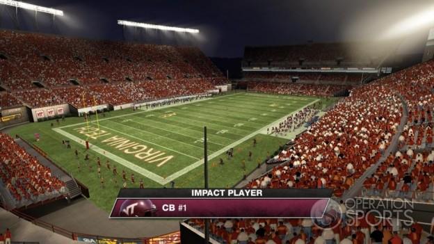 NCAA Football 09 Screenshot #749 for Xbox 360