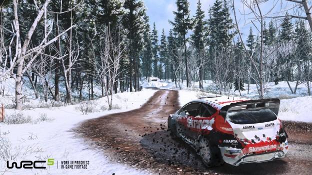 WRC 5 Screenshot #3 for PS4