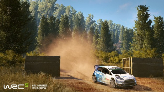 WRC 5 Screenshot #4 for PS4