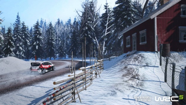 WRC 5 Screenshot #5 for PS4