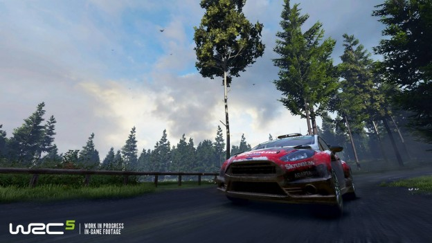 WRC 5 Screenshot #6 for PS4