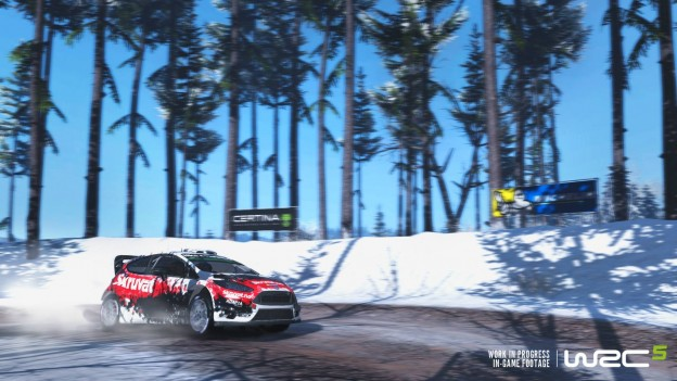 WRC 5 Screenshot #7 for PS4