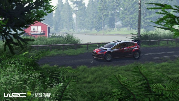 WRC 5 Screenshot #8 for PS4