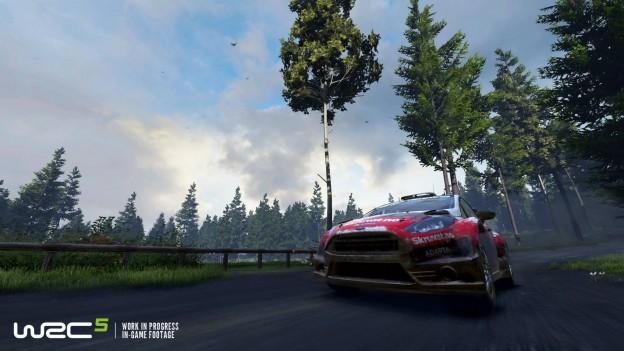WRC 5 Screenshot #6 for Xbox One