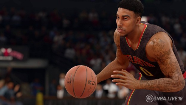 NBA Live 16 Screenshot #49 for PS4